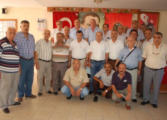 Emekliler,  Demirçalı'dan otobüse ücretsiz binme talebinde bulundu