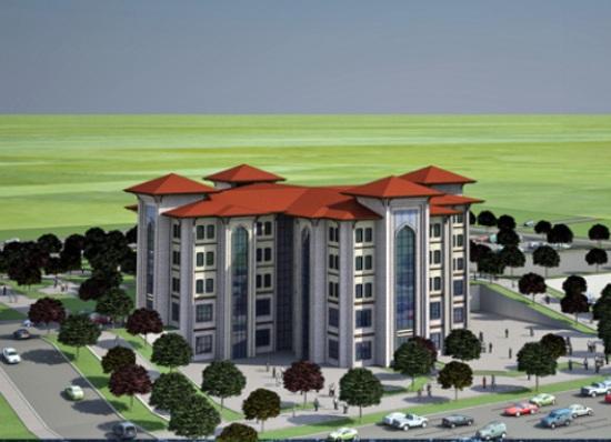 Sarıçam Belediyesine hizmet binası