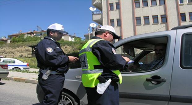 Adana'da Trafik Cezası Rekoru