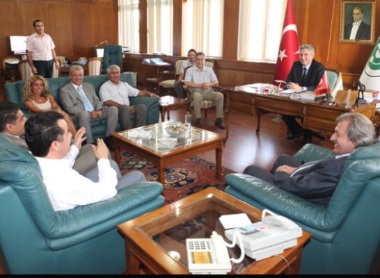 Adana Vizyon 2023'e rektör desteği