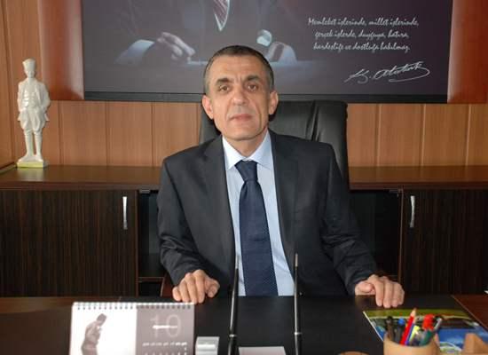 Emniyet Müdürü Gürkan göreve başladı
