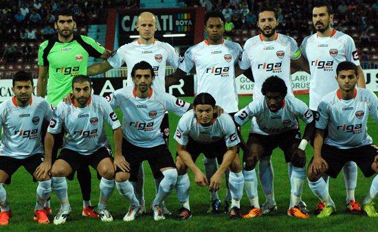 Adanaspor  Tavşanla yenişemedi 2-2