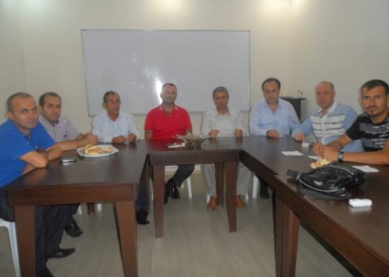 CHP'den ASDA 'ya ziyaret