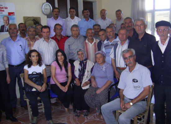 CHP İl Başkanı Sümer'den iktidara bombardıman