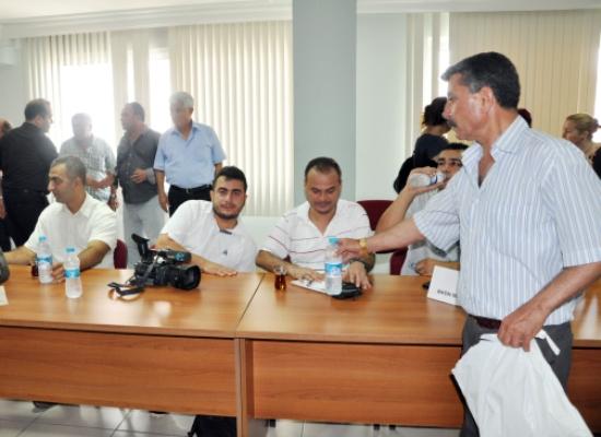 CHP'den medyaya özel ilgi