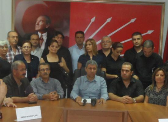 CHP kutlamaları iptal etti