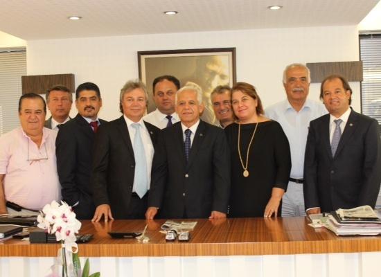Onatça'nın ziyaretçileri