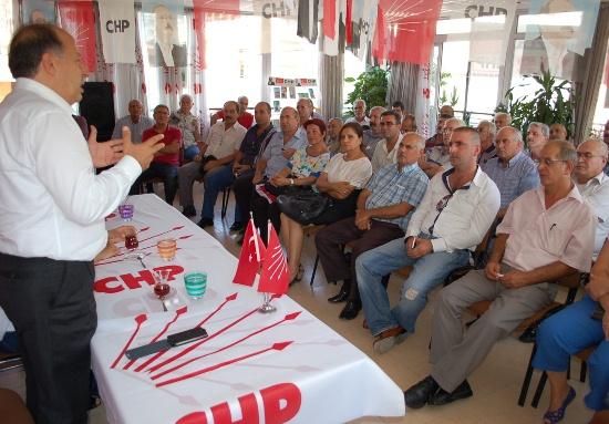Demirçalı: CHP Adana'da birinci parti