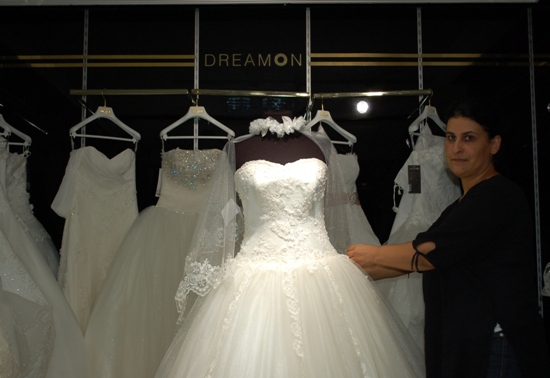 Dreamon gelinlik Adana'da şube açtı