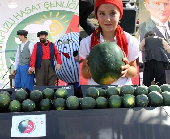 Karpuz Üretiminde Rekor Adana'da