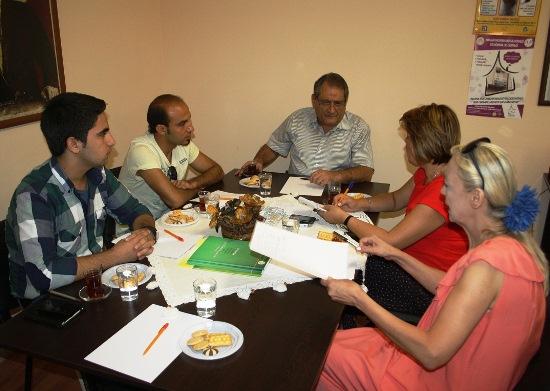 Kent Konseyinde ortak projeler için Güç birliği