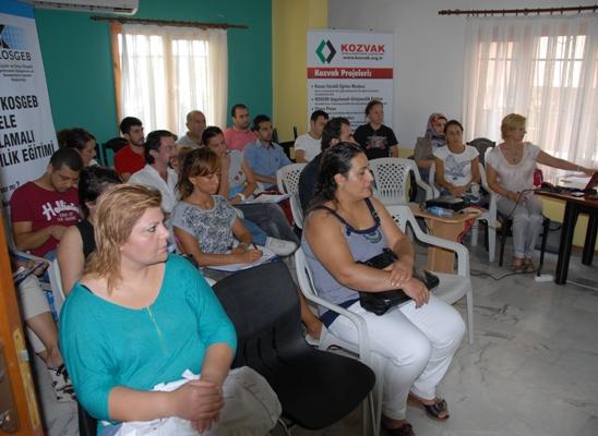 KOZVAK'tan girişimcilik kursu