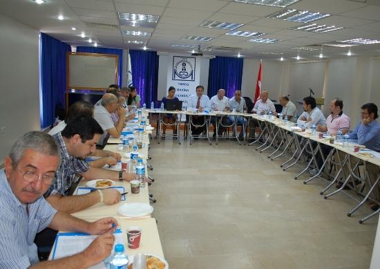 MMO'dan İşçi Sağlığı ve Güvenliği Kongresi