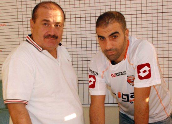 Adanaspor'da son dakika transferi
