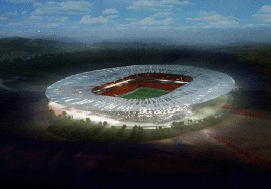 Adana stadı ihale aşamasında