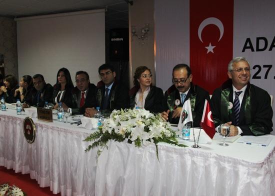 Adana Barosunda başkanlık yarışı