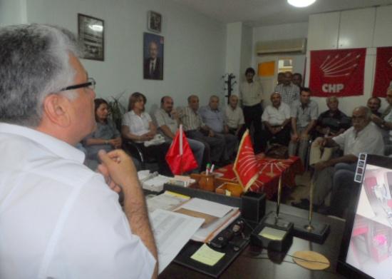 Yüreğir CHP seçim startı verildi