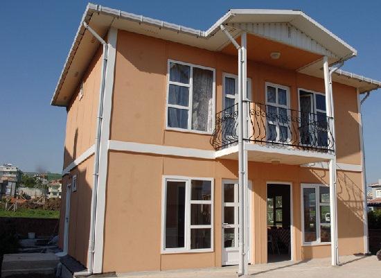 Belediye Prefabrik bina satın alıyor