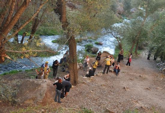 Doğacılar Hasan Dağında buluştu