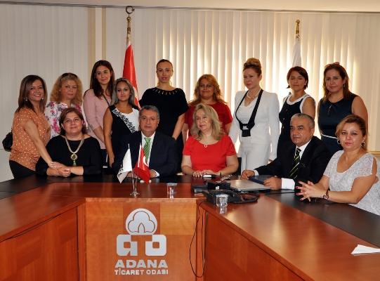 ATO'da kadınlara 10 meclis üyeliği sözü