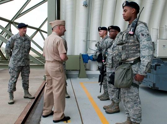 NATO Komutanı İncirlik'te