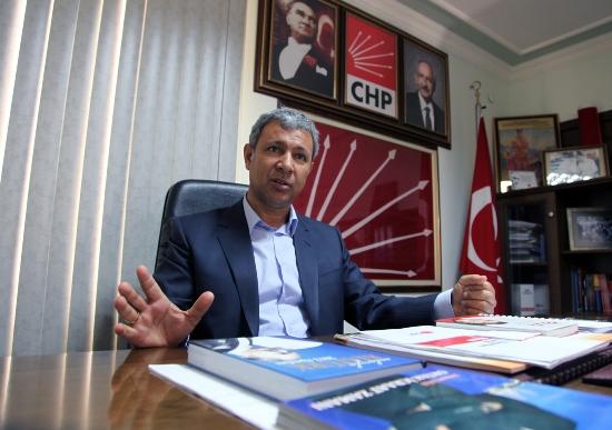 CHP'den Demokrasi, adalet ve barış için miting