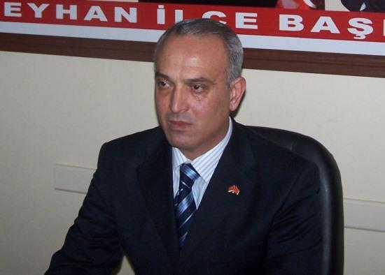 MHP'den Azim Öztürk'e ağır eleştiri!