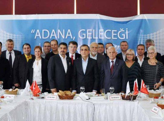 Emniyet Müdürü: Adana güvenli bir yatırım kenti olacak