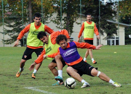Adanaspor, Bolu hazırlıklarını tamamladı