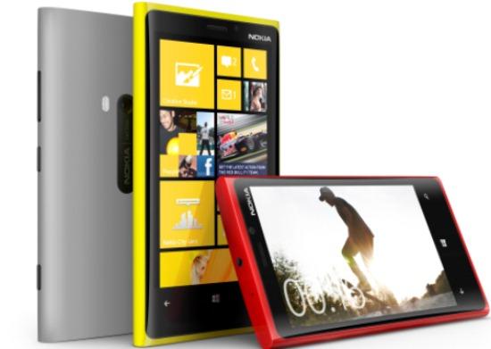 Nokia Lumia 920 görücüye çıktı!