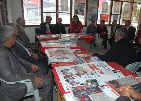 Çetin: Feke'nin kaderi CHP ile değişecek