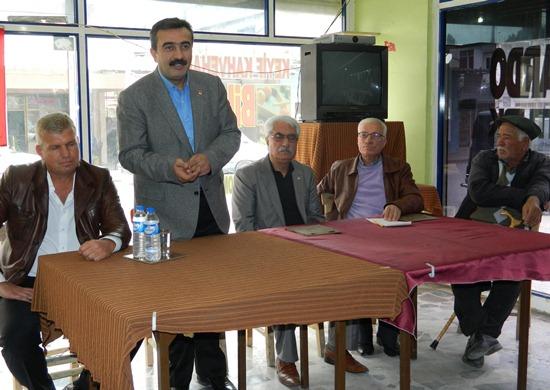 CHP aday adayı Çetin, İncirlik'te
