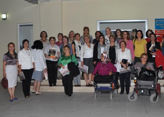 Yüreğir'e Kent Konseyin Kadın Meclisi