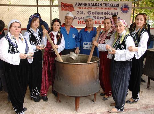 Balkan Türklerinde Aşure Şöleni