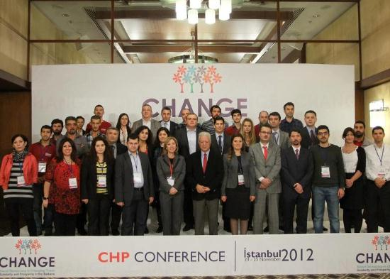 CHP'nin Balkan ükeleriyle dayanışması