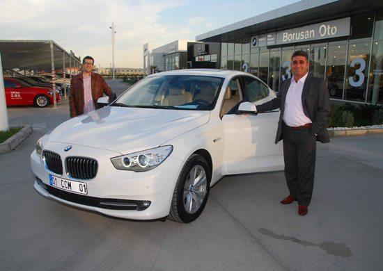 Yüksek ciraya  son model BMW