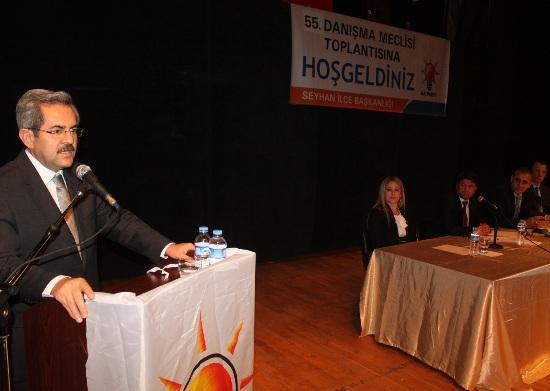 AK Parti  Adana yatırımlarını açıkladı