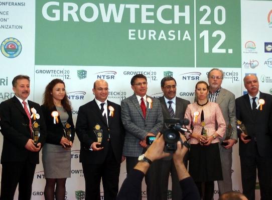 Adana'ya  tarım ödülü