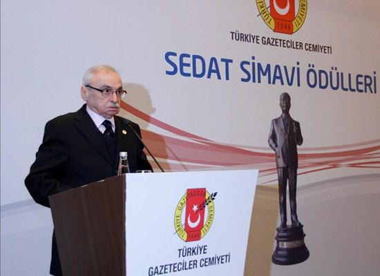 Sedat Simavi ödülleri sahiplerini buldu