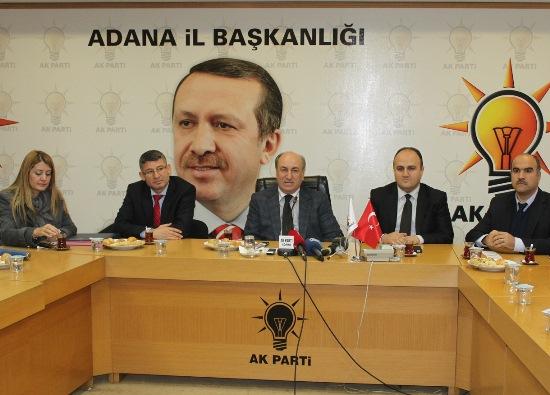 İmar konusunda AK Parti'den net tavır