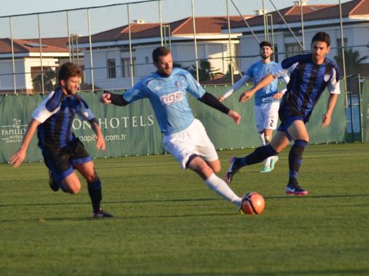 ADS, Gaziantep'i 3-0 yendi
