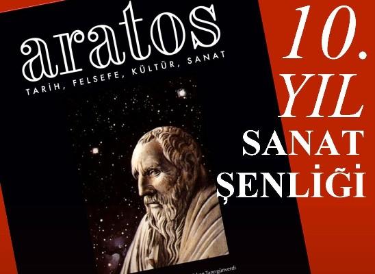 ARATOS Dergisi 10. yılını kutluyor