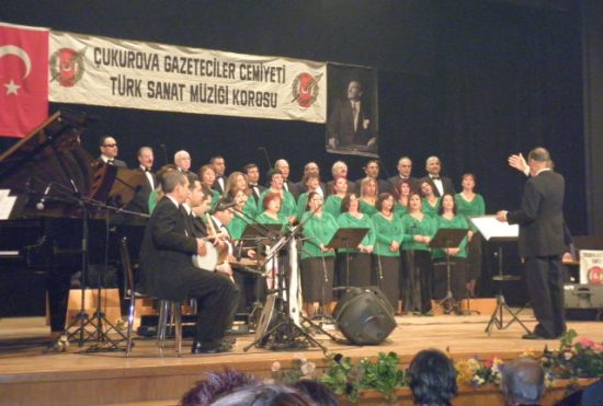 ÇGC'den nostalji konseri