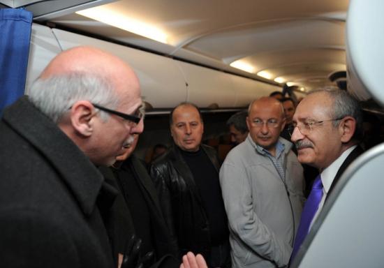 Kılıçdaroğlu'nun Çin gezisine Demirçalı da katıldı