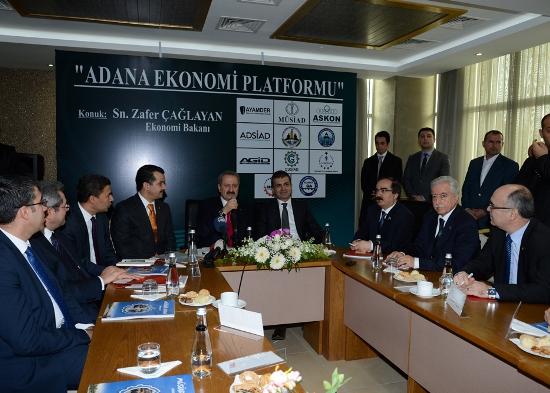 2 Bakan Adana Ekonomik formunda