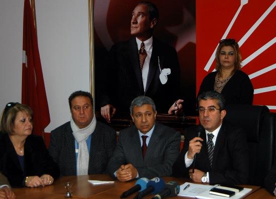 """""""CHP, Adana'da 1. parti"""""""