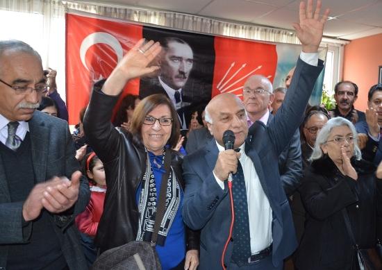 CHP Çukurova'dan üye kayıt atağı