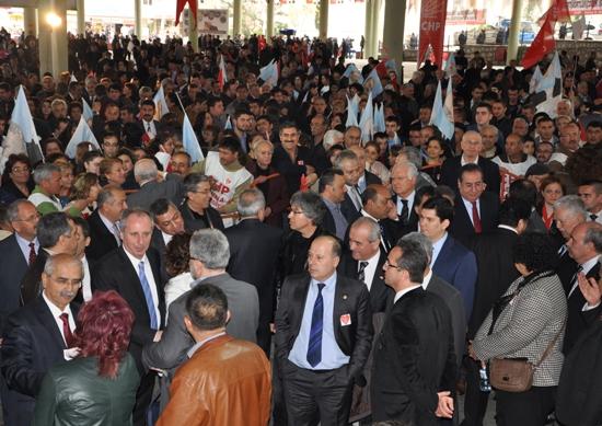 Adanalılar Demokrasi ve Adalet mitinginde
