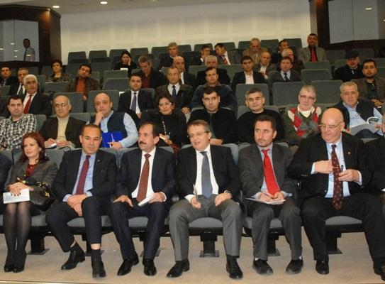 TİSK'ten Adana'da  Seminer