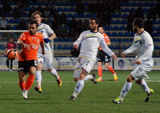 Adanaspor Buca'dan fark yedi 4-0